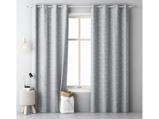 Завеса GLAMMY Light Grey 140x250 см